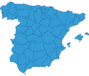 Áreas de actuación en Madrid: Dónde tasamos